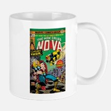 Comic Book Cover Nova 2 Mug