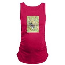 A Happy Place Flower Fairy and Ladybug Maternity T