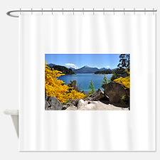 Bariloche Shower Curtain