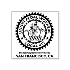 Local 415 - San Francisco Sticker