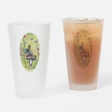 A Happy Place Flower Fairy and Ladybug Art Drinkin