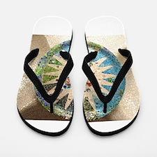 Gaudi Flip Flops