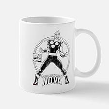 Nova Distress Mug