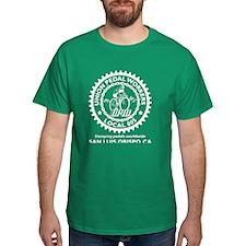 Local 805 - San Luis Obispo Front Print T-Shirt