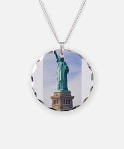 Statue of Liberty Necklace