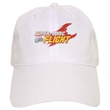 Super Sonic Flight Cap