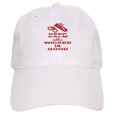 Remember Wicked Is Good Baseball Cap