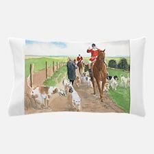Foxhunt 3 Pillow Case