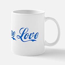 Faith Hope & Love Mug