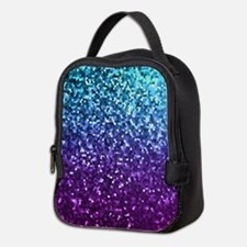 Mosaic Sparkley 2 Neoprene Lunch Bag