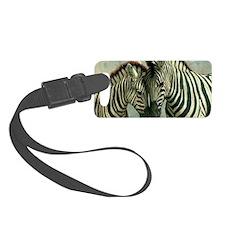Zebras Luggage Tag