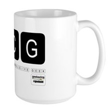 OCG - Obsessive Compulsive Geek  Mug
