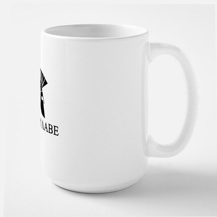 Molon Labe Large Mug