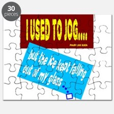 I Used To Jog-David Lee Roth/t-shirt Puzzle