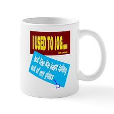 I Used To Jog-David Lee Roth/t-shirt Mugs