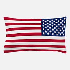 Reverse USA Flag Pillow Case