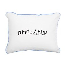 Qhuinn OL Rectangular Canvas Pillow