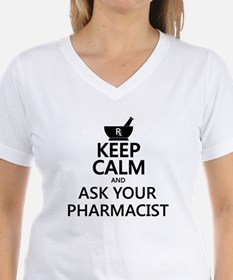 Keep Calm and Ask Your Phar Shirt