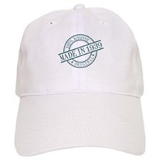 Made in 1939 Baseball Cap