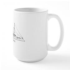 USS Minneapolis Mug