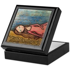 Cute Whimsical Keepsake Box