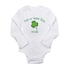 I'm a wee bit Irish. Body Suit