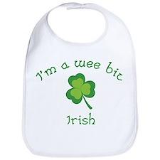 I'm a wee bit Irish. Bib