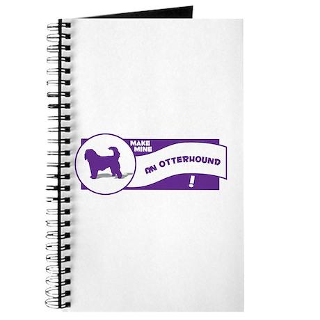 Make Mine Otterhound Journal