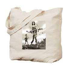 Zombie Taxi's  Tote Bag