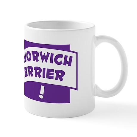 Make Mine Norwich Mug