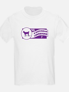 Make Mine Lundehund T-Shirt