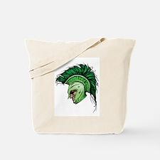Green Spartan Tote Bag