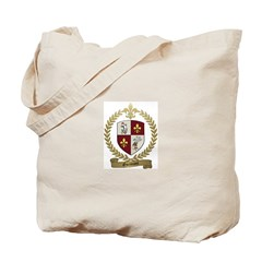 GUIMONT Family Crest Tote Bag