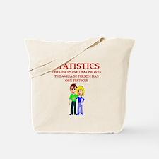 STATS3 Tote Bag
