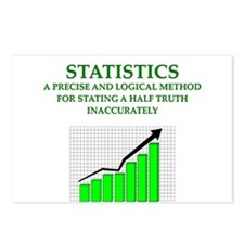 STATS Postcards (Package of 8)