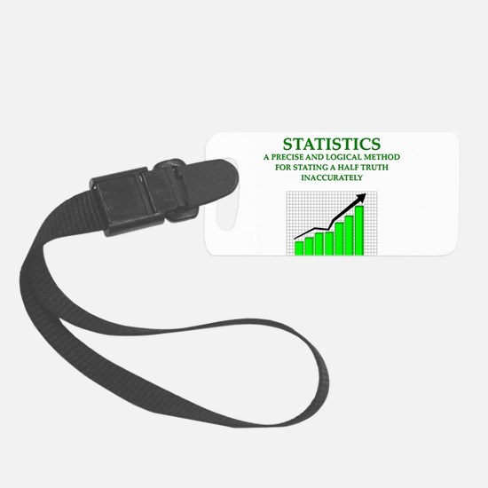 STATS Luggage Tag