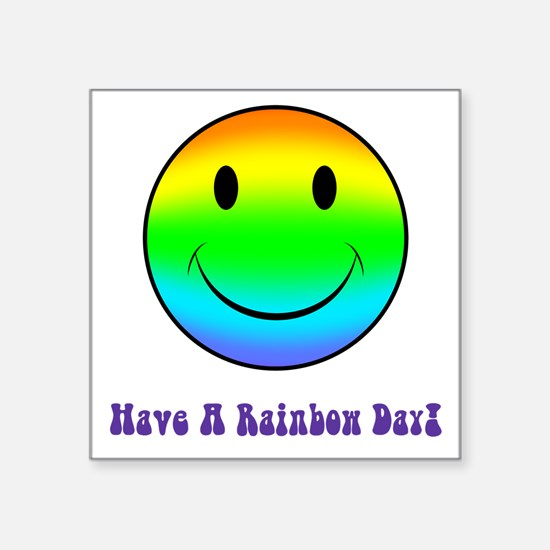 Have A Rainbow Day! Sticker