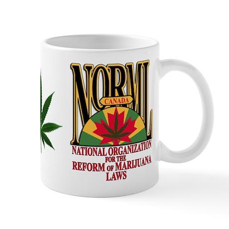 NORML Canada Mug
