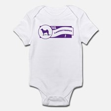 Make Mine Norrbottenspets Infant Bodysuit