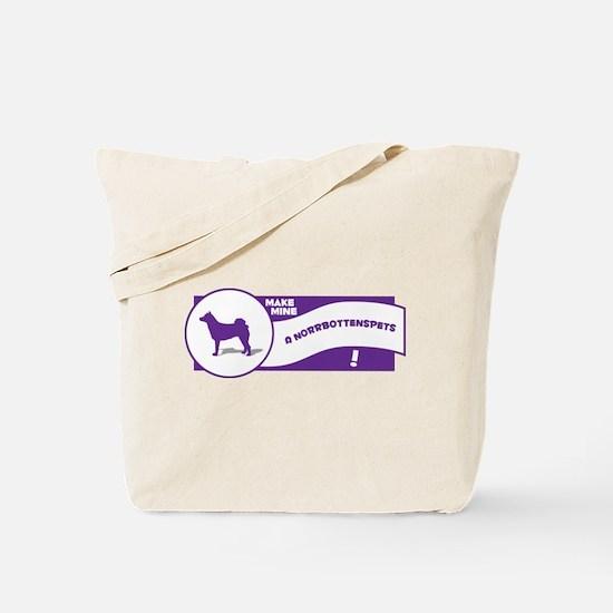 Make Mine Norrbottenspets Tote Bag