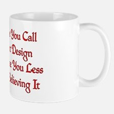 Not So Smart Design Mug