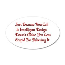 Not So Smart Design Wall Decal