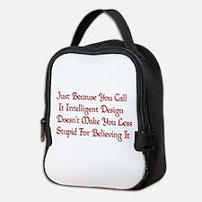 Not So Smart Design Neoprene Lunch Bag