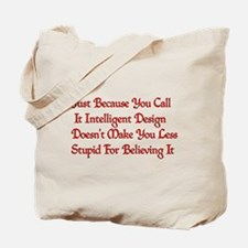 Not So Smart Design Tote Bag