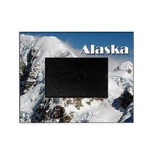 Alaska Range mountains, Alaska, USA  Picture Frame