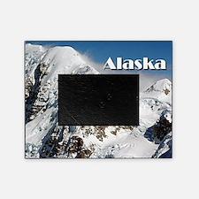 Alaska Range mountains, Alaska, USA  Picture Frame