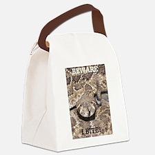 Rattlesnake.JPG Canvas Lunch Bag