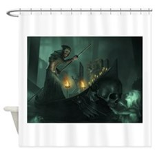the_river_styx_by_igor (6000 x 4500) Shower Curtai