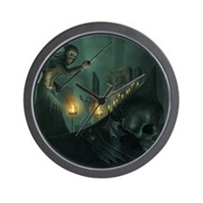 the_river_styx_by_igor (6000 x 4500) Wall Clock