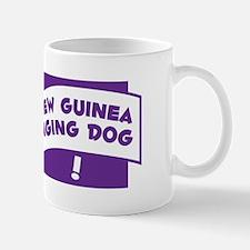 Make Mine Singer Mug